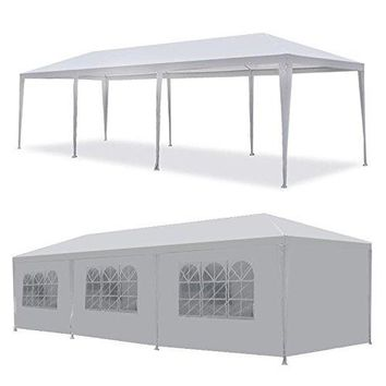 GRNTAMN 4 Sidewall 10'x10' 10'x20' 10'x30' Party Wedding Tent Canopy Outdoor Heavy duty Gazebo Pavilion Events Tent