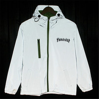 thrasher Reflective Windbreak jacket