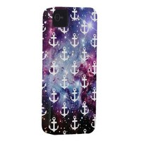 Galaxy Fox Fur Nebula ~ Anchors from Zazzle.com