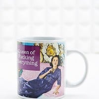 Queen of Everything Mug - Urban Outfitters