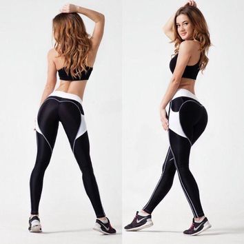 PEAPON 2017 New Quick-drying Gothic Leggings Fashion Ankle-Length Legging Fitness Leggings with Pocket Sexy Leggings