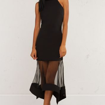 High Neck Dress For Special Events