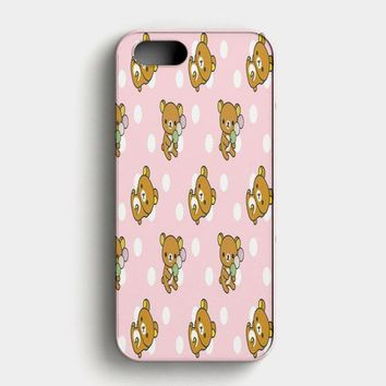 Rilakkuma Cute iPhone SE Case