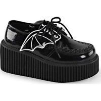 Demonia | Black Bat Creeper 205 - Tragic Beautiful buy online from Australia