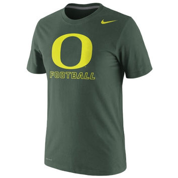 Nike Oregon Ducks 2014 Football Practice Legend Dri-FIT Performance T-Shirt - Green