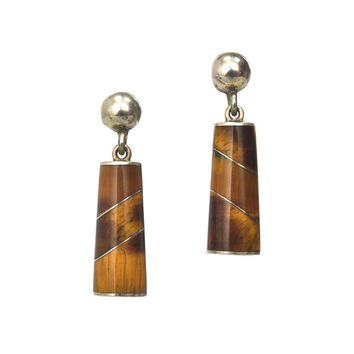 Mexican Tigerseye Earrings