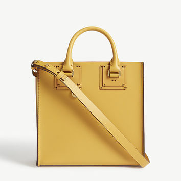 SOPHIE HULME Albion Box Tote leather bag