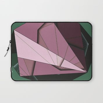 Shape Abstract Laptop Sleeve by Ducky B