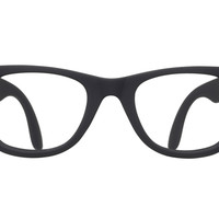 Sears - Matte Charcoal with Clear Lens