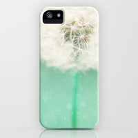 Dandelion Seed iPhone Case by Kim Fearheiley Photography