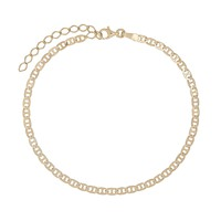 Anchor Chain Anklet