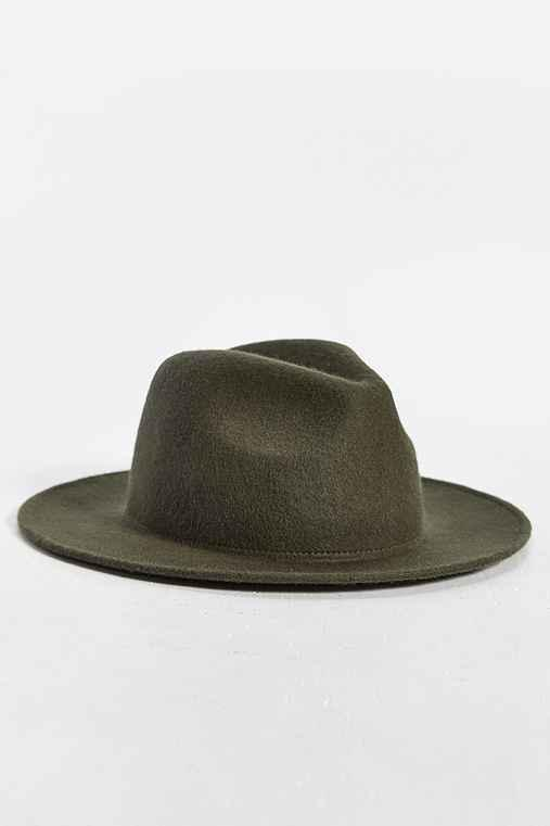 b39282a5d4ad9 Rosin Wide Brim Felt from Urban Outfitters