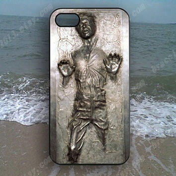 Han Solo Phone case,Samsung Galaxy S5/S4/S3,iPhone 4/4S case,iPhone 5 case,iPhone 5S case,iPhone 5C case,B127