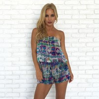 Mad About You Romper