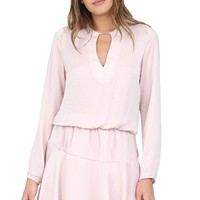 Pink Silky Dress at Blush Boutique Miami - ShopBlush.com : Blush Boutique Miami – ShopBlush.com