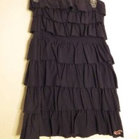 Hollister Navy Blue Dress at 53% off on Tradesy