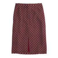 J.Crew Womens Soft Pencil Skirt In Rosewood