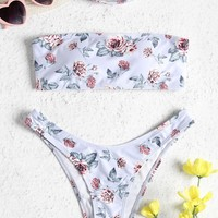 Summer Beach Hot New Arrival Swimsuit Swimwear Sexy Ladies Bra Print Bikini [1975308451937]
