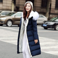 Winter Jacket Women Winter And Autumn Wear High Quality Parkas Winter Jackets Outwear Female Long Coats