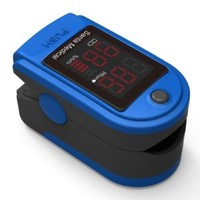 Santamedical SM-150Y Fingertip Pulse Oximeter LED Yellow