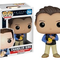 Kirin Hobby : POP! Television Friends: Chandler Bing Vinyl Figure by Funko 849803058777