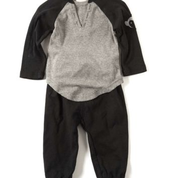 Appaman Baseball Set in Black