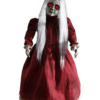 2.5' Roaming Rosie Red Antique Doll - Spirithalloween.com