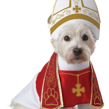 Holy Pet Costume