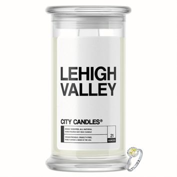 Lehigh Valley   City Jewelry Candle®
