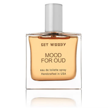 Mood For Oud Eau de Toilette Spray Woody Oud Cologne