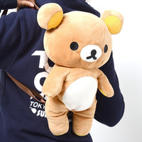 Rilakkuma Plushie Backpack