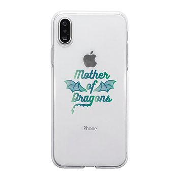Mother Of Dragons Gummy Phone Case Best Mother's Day Gift Ideas