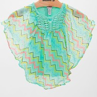 Women's Girls - Chevron Top