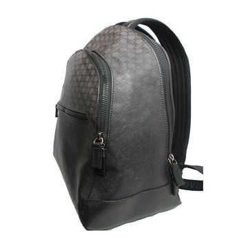 Ferragamo Unisex Black Degrade Backpack 240195