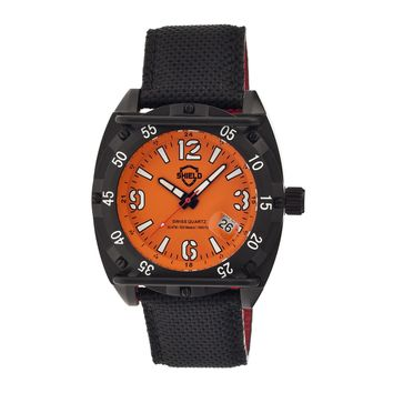 Shield Sh0608 Pilecki Mens Watch