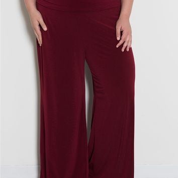 Plus Size Bottoms | Perfect Palazzo Pants | Swakdesigns.com