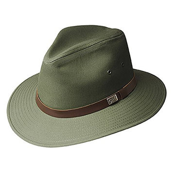 Bailey Dalton Safari Hat - Olive - S