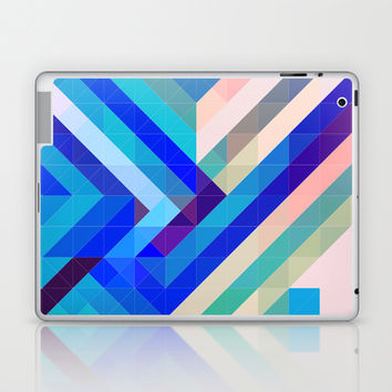 Mermaid's Tail Laptop & iPad Skin by House of Jennifer