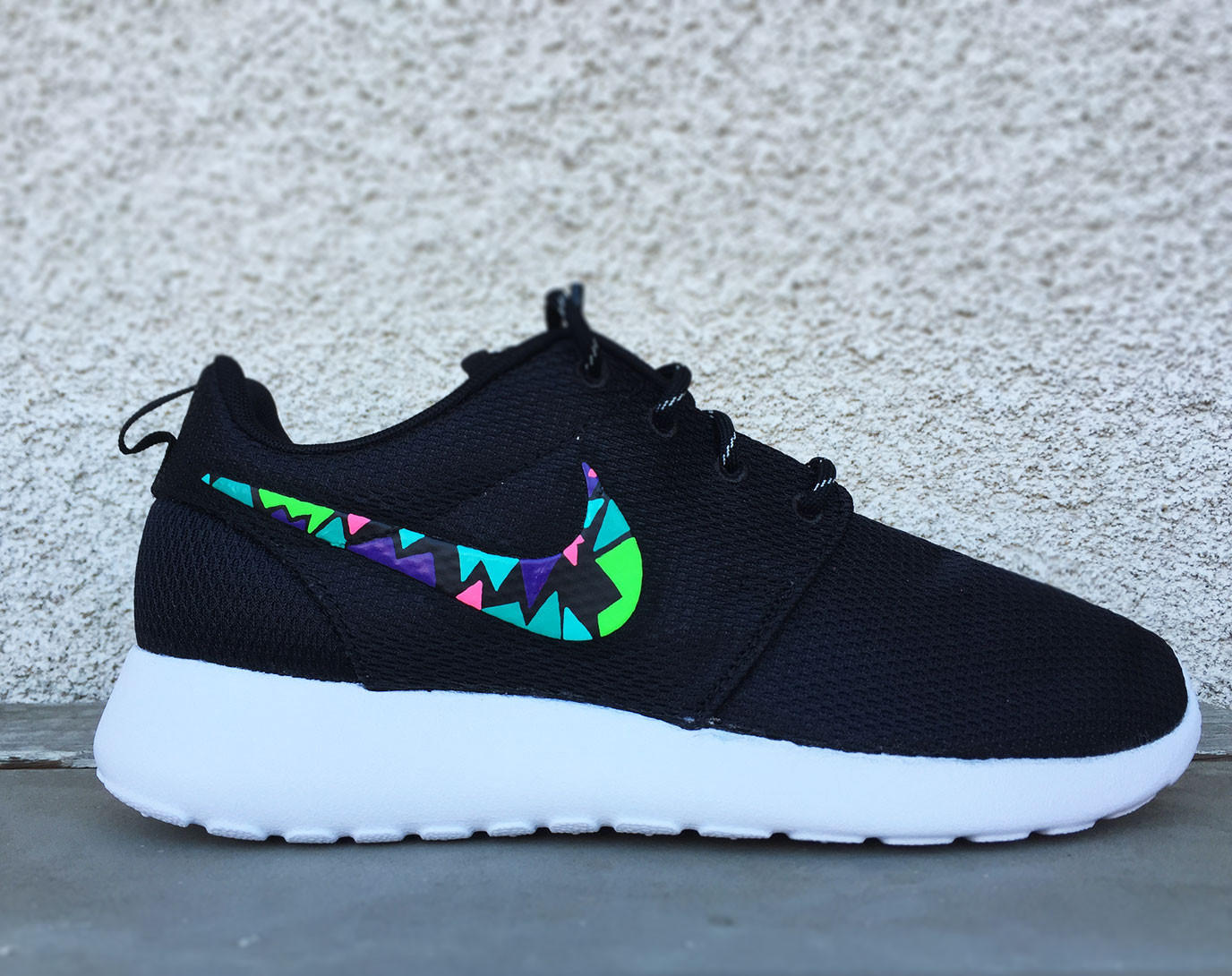 Nike Roshe Run custom design Rosherun from Custom Sneakz
