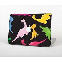 The Vector Neon Dinosaur Skin Set for the Apple MacBook Pro 13""