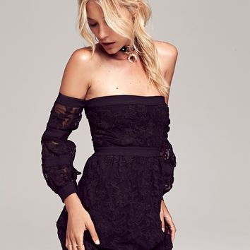 Free People Jolene Off The Shoulder Dress