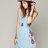 Free People  Falling Flowers Dress at Free People Clothing Boutique