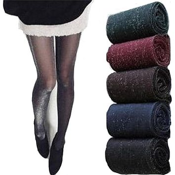 New Fashion Women Girls Silver Color Tights Lady Sexy Aanti Hook Stockings Female High Quality Shiny Pantyhose