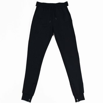 Weston Jogger Track Pants (Black)