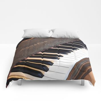 Mason & Hamlin Piano Comforters by UMe Images