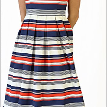 Liberty Dress [MDS6612] - $69.99 : Mikarose Boutique, Reinventing Modesty