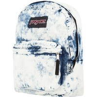 Jansport Denim Daze Backpack Acid Blue Denim One Size For Men 19447480701