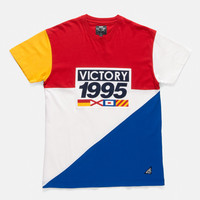 10Deep | Tops | Regatta Tee - Red
