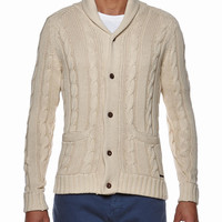 KENISTON CARDIGAN BY ELEMENT IN NATURAL