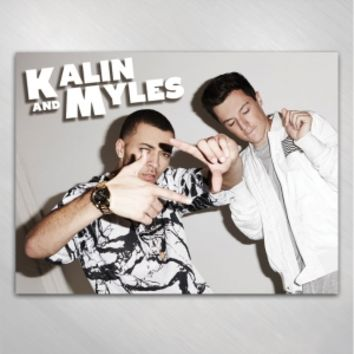 Kalin and Myles - Dedication Tour Poster [KAMP4028]: Now Just $10.00